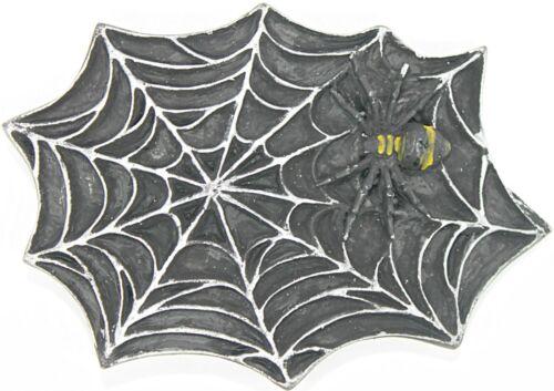 Spider Web Metal Belt Buckle Mens Womens