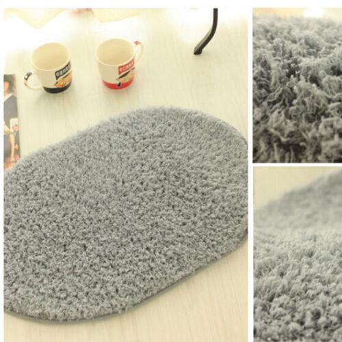 Non-slip Absorbent Soft Memory Foam Bath Bathroom BeURoom Floor Shower Mat R UR