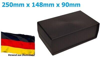 INSTRUMENTEN-LEERGEHÄUSE 225x130x70mm schwarz    16047