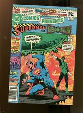 DC Comics Presents 18 Superman and Zatanna February 1980