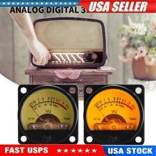 Sd 39 Backlight Analog 35mm Vu Db Meter Power Amplifier Audio Level Meter