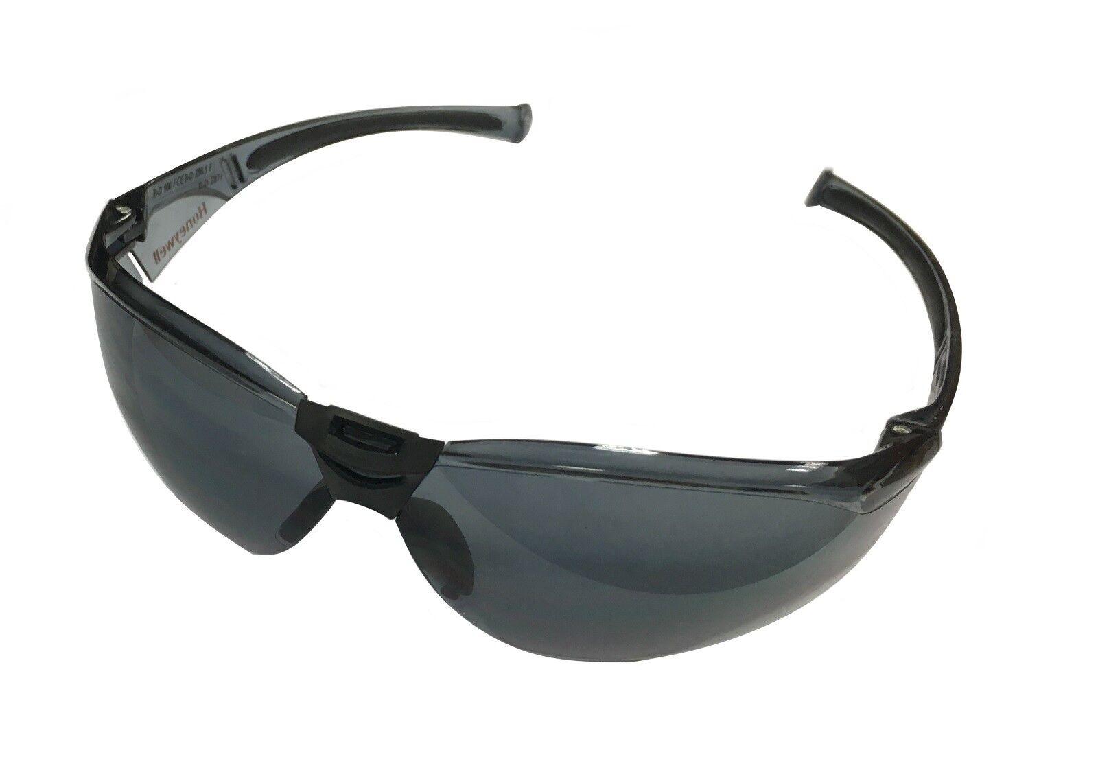 Grey Honeywell 1015368 A800 Sporty Safety Eyewear Frame with TSR Anti-Scratch Lens