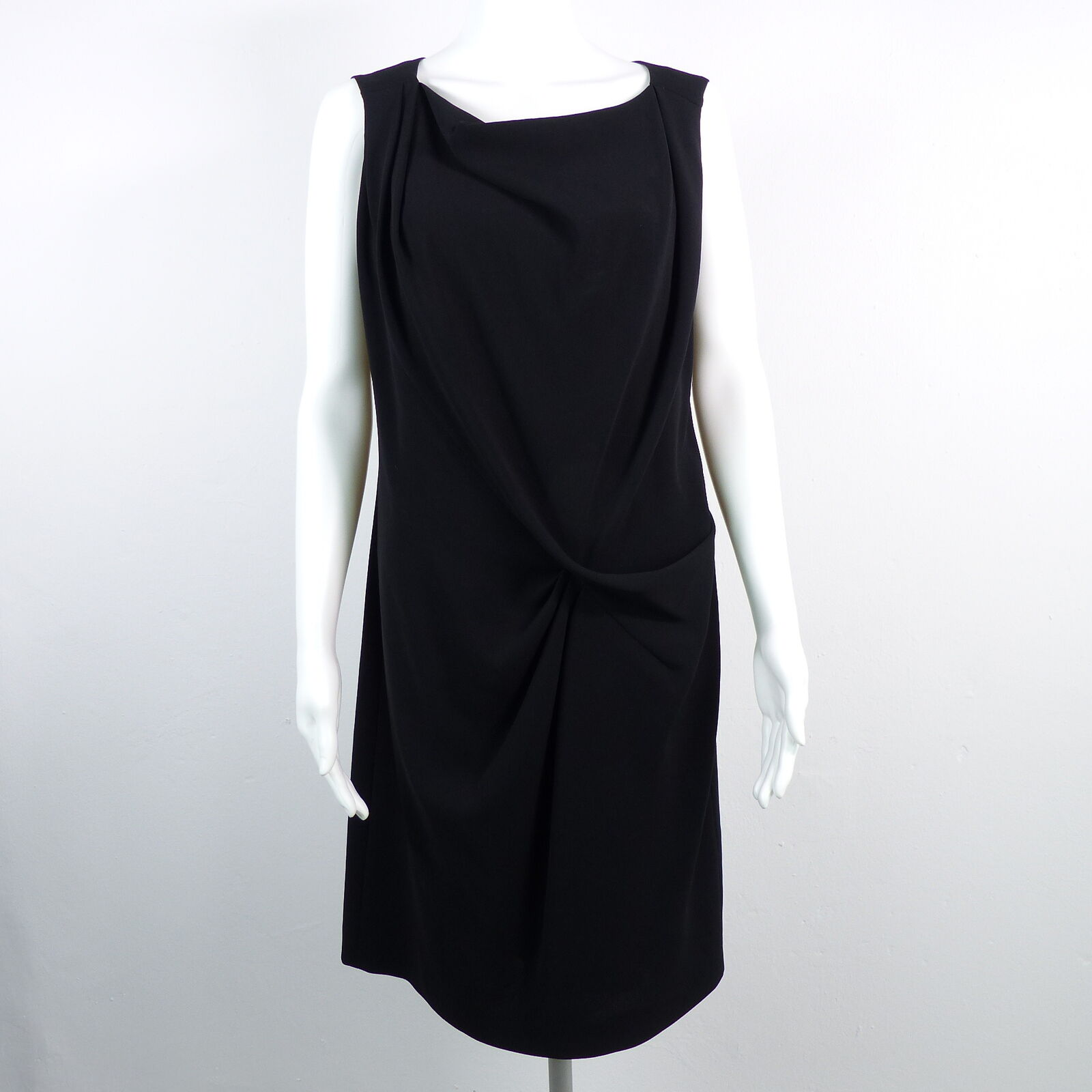 LAUREL Kleid Etuikleid Abendkleid schwarz Damen Gr.38 Robe Dress