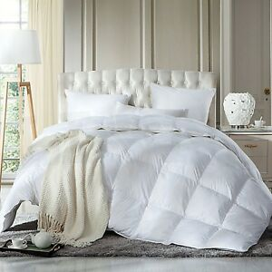 Luxury-Duck-Feather-amp-Down-Duvet-Quilt-13-5-Tog-Bedding-All-Sizes-Hotel-Quality