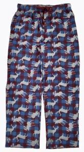 Stafford Men/'s Pajama Sleep Pants Soft Fleece Lounge XL or XXL 2XL PJ Bottoms