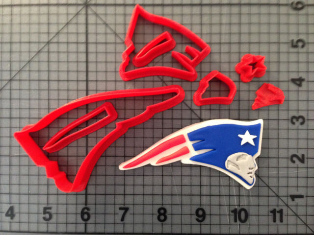 Football Team 114 Cookie Cutter Set