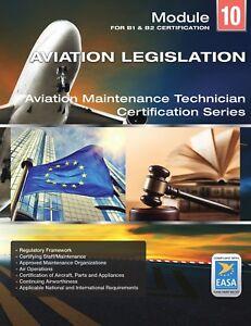 Details about EASA Part-66 Module M10 B1 1/B2 Study book - Aviation  Legislation