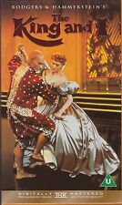 THE KING AND I VHS PAL YUL BRYNNER,DEBORAH KERR,RITA MORENO 50S NEW STILL SEALED
