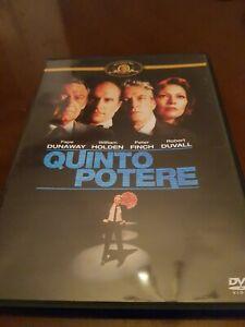 Quinto potere dvd Fuori Catalogo Edizione Vendita