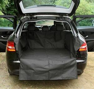 UKB4C Heavy Duty Water Resistant Car Boot Liner Mat Bumper Protector for IONIQ