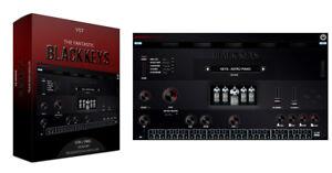 FANTASTIC-BLACK-KEYS-VST-for-ABLETON-LIVE-Plug-in-AU-VST3-VST-samples-sounds