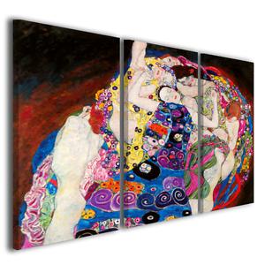 Quadri moderni Gustav Klimt V quadri famosi stampe su tela canvas ...