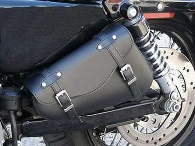BORSA MONO LATERALE HARLEY DAVIDSON SPORTSTER 48 NIGHTSTER IRON FORTY EIGHT R