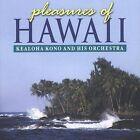 Pleasures of Hawaii * by Kealoha Kono (CD, Jan-2004, Alanna)