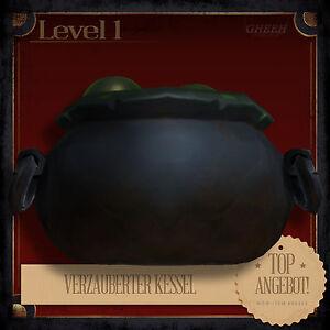 Verzauberter Kessel | Enchanted Cauldron | WoW | Legion | Haustier ...