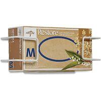 Medline Industries, Inc Wire Glove Dispenser Box Holder Single White Mds191094 on sale
