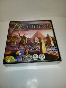 7 Wonders Board Game BRAND NEW SEALED SHIPS FAST