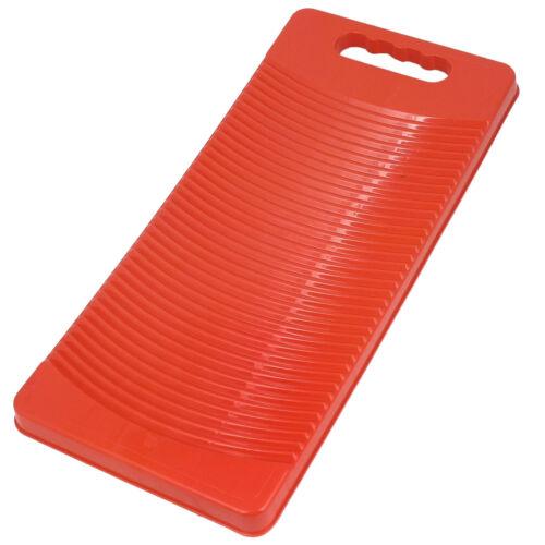 Kunststoff Rechteck Waschbrett Waschen Kleidung Board 50cm lang random K1S5 Q6M2