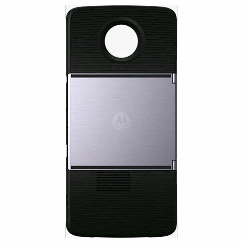 Motorola Moto Mod Insta-Share Projector for Moto Z Droid and Moto Z Force Droid