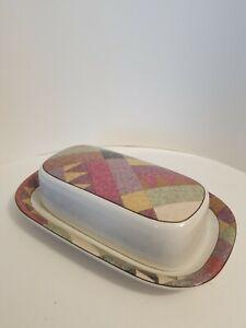 Studio-Nova-Butter-Dish-Covered-Palm-Desert-Geometric-Nancy-Green-Design-Y-2216