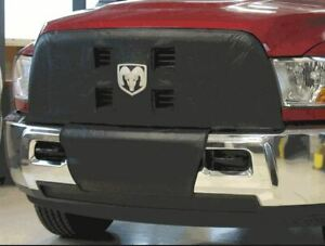10-18-OEM-Dodge-Ram-2500-3500-Diesel-FRONT-GRILLE-COLD-WEATHER-COVER-82212217AD