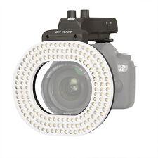 NANGUANG LED-Ringleuchte Video-Leuchte R160 Kopflicht Video Light Ringlicht