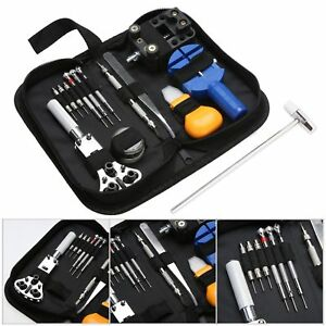 Watch-Back-Cover-Case-Opener-Remover-Battery-Change-Watchmaker-Repair-Tool-Kit