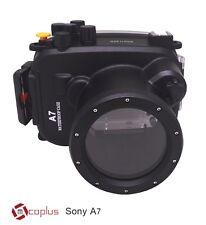 [Mcoplus] Underwater Case of Sony Alpha7 A7 A7S A7R 40m 130ft Housing Waterproof