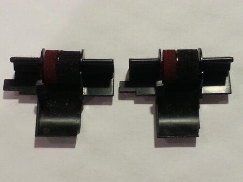 Casio FR2650 Plus Casio FR 2650 Plus Printing Calculator Ink Rollers 2 Pack