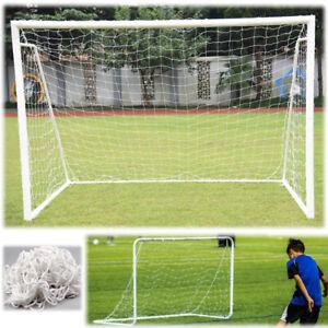 Football-Soccer-Goal-Post-Net-6-039-x-4-039-for-Backyard-Outdoor-Kids-Match-Training