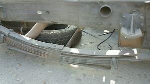 Chevy 3500 Dually For Sale >> 03 SILVERADO 3500 HD DUALLY USED REAR LEAF SPRINGS PAIR | eBay