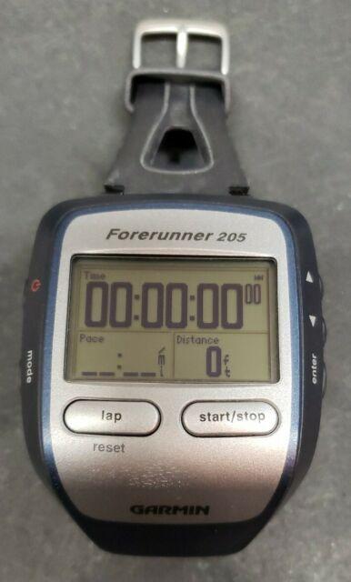 Garmin Forerunner 205 Running Watch GPS Fitness