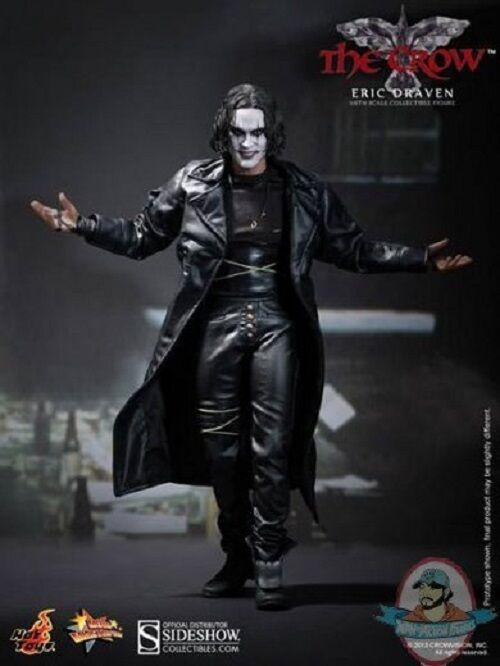 1 6 Scale Eric Draven The Crow 12 inch Figure by Hot Toys