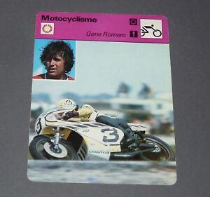 FICHE-MOTO-GENE-ROMERO-200-MILES-DAYTONA-1975-USA-CHAMPIONNAT-AMA-PILOTE-COURSES