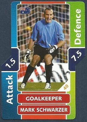 Australien Adrenalyn WM World Cup 2010-31 Mark Schwarzer Goal Stopper