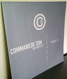 Commander-Tom-Are-am-Eye-12-034-Vinyl-incl-Original-Classic-Version-Techno-HIT