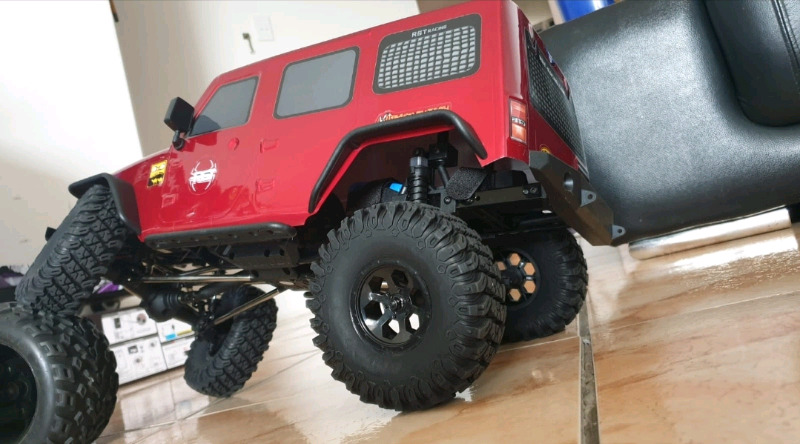 RGT EX86100 rc car rock crawler BRAND NEW