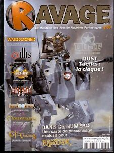 Mode 2019 Magazine Ravage N° 60 Aout Septembre 2010