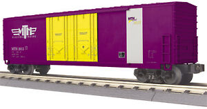 MTH-034-O-034-Gauge-Rail-King-50-039-Double-Door-Plugged-Boxcar-MTHRRC-30-74723