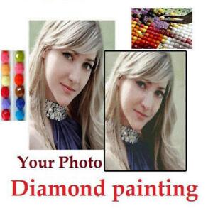 30-100CM-Photo-Custom-5D-Diamond-Painting-Full-Drill-DIY-Embroidery-Cross-Stitch