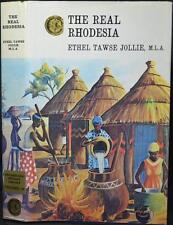 REAL RHODESIA Jollie Colonial Self Government British Empire Africa BSAC