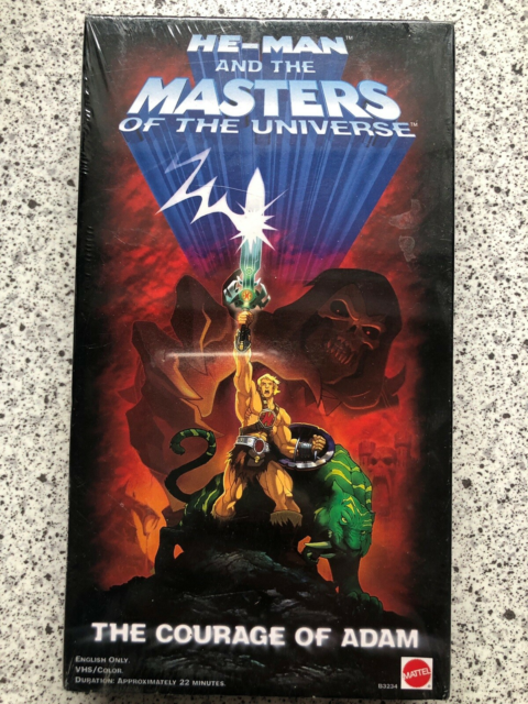 Børnefilm, He-man and the masters of the Universe, Helt…