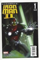 Marvel Ultimate Iron Man II # 1 Variant NM 9.2