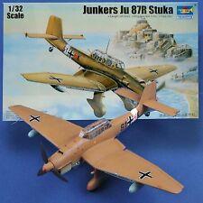 TRUMPETER 1/32 JUNKERS JU 87R STUKA