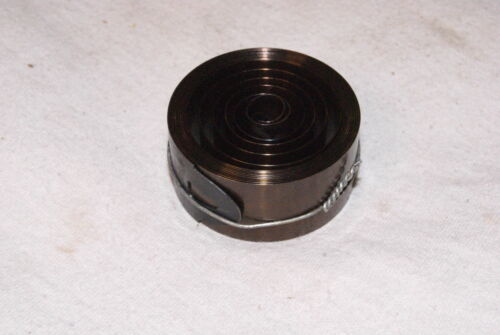 MAIN SPRING HOLE END NEW  CLOCK PARTS 7//8 wide x70 inches long
