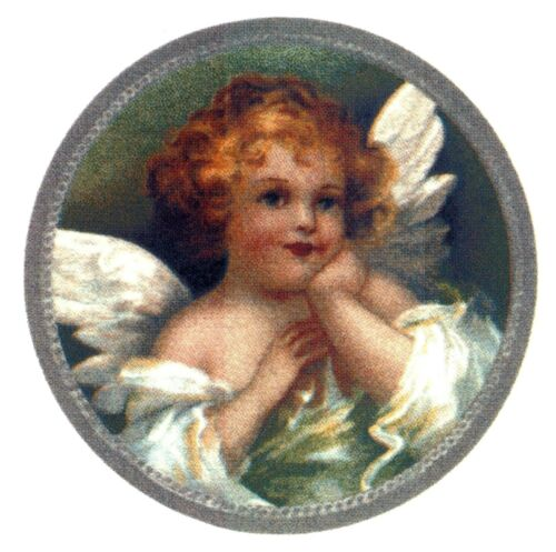 Joyful Angel Select-A-Size Waterslide Ceramic Decals Xx
