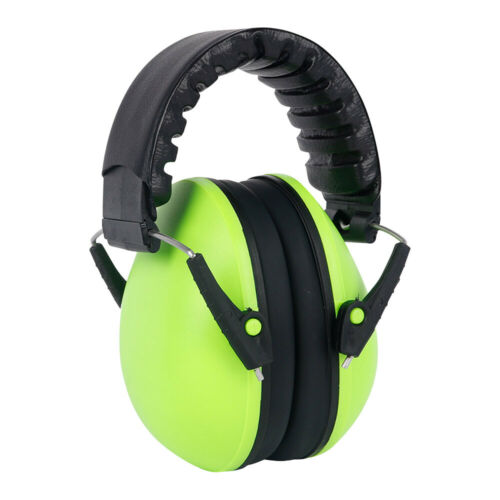 Unisex Hearing Protection Noise Cancelling Headphones Toddler Boy Girls Earmuffs
