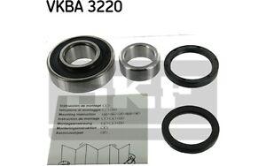 SKF Cojinete de rueda SUZUKI VITARA X-90 VKBA 3220