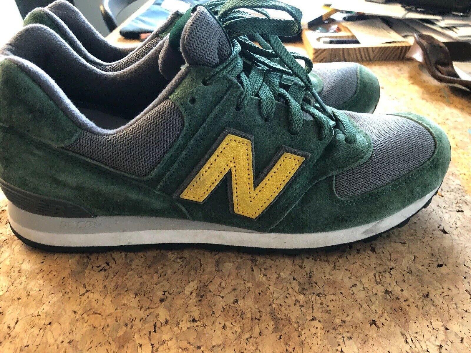 574 verde Amarillo Dope New Balance