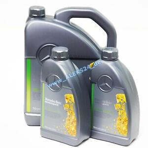 7 L Orig Mercedes Synthetic huiles de vidange ölservice 5w30 MB 229.51 a000989701 7 L